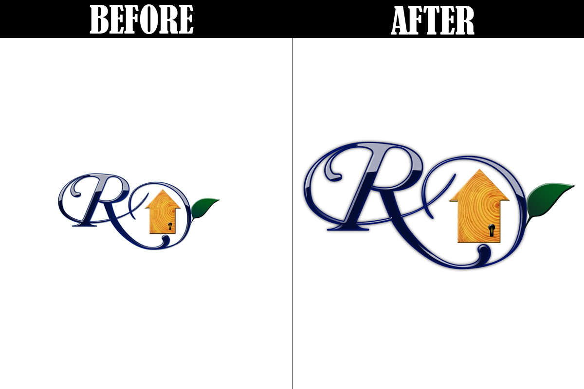Highly detailed vector conversion